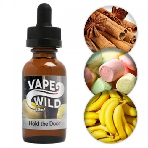 Премиум жидкость Vape Wild — Hold The Door
