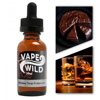 Vape Wild - Whiskey Tango Fudge Cake