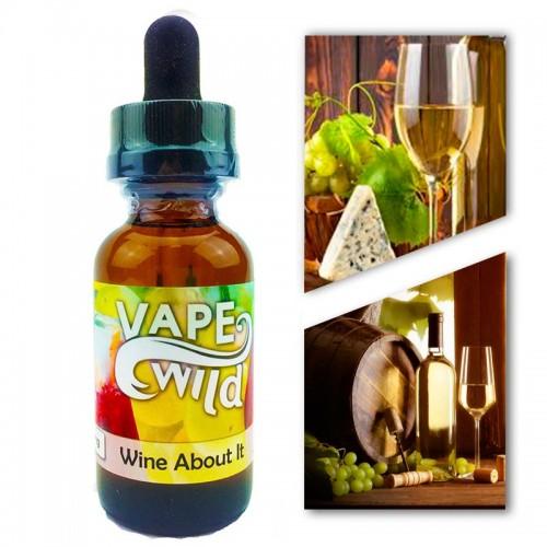 Премиум жидкость Vape Wild — Wine About It