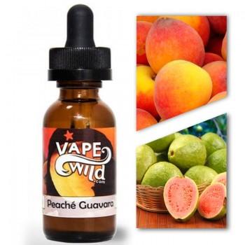 Vape Wild - Peache Guavara
