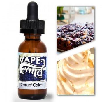 Vape Wild - Smurf Cake