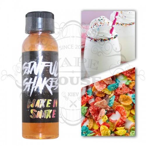 Премиум жидкость Sinful Shakes — Wake—N—Shake
