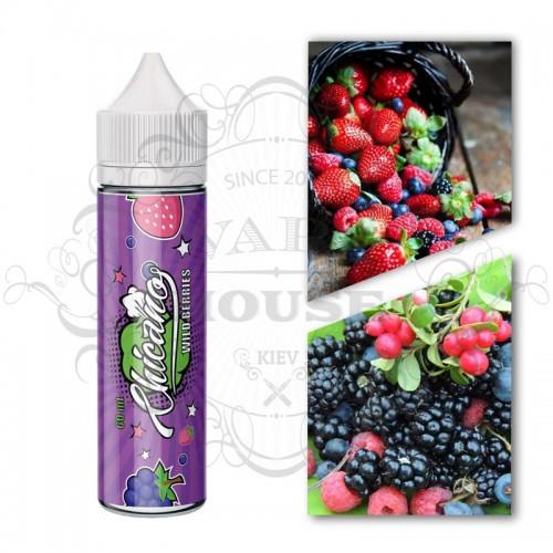 Премиум жидкость Chicano — Wild Berries