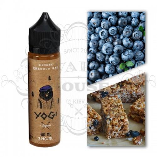 Премиум жидкость Yogi — Blueberry