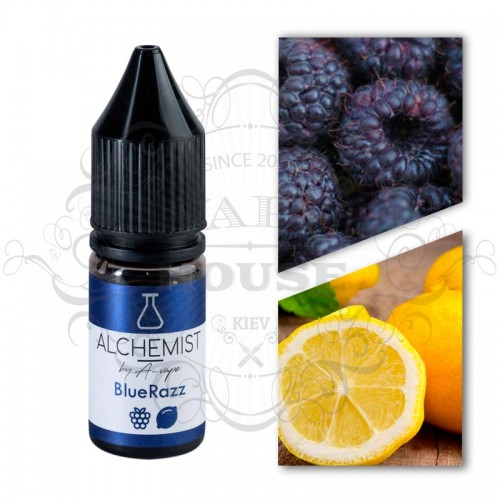 Премиум жидкость Солевой A-Vape — BlueRazz
