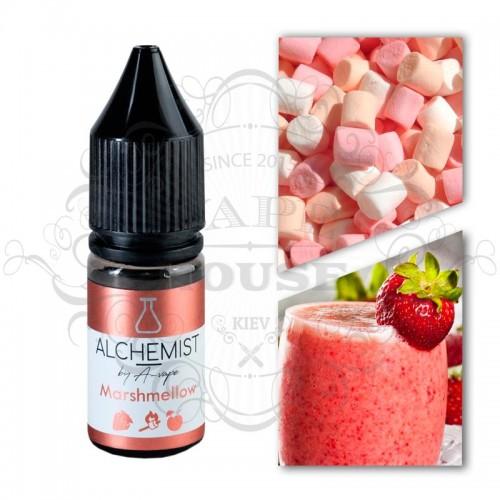 Премиум жидкость Солевой A-Vape — Marshmellow
