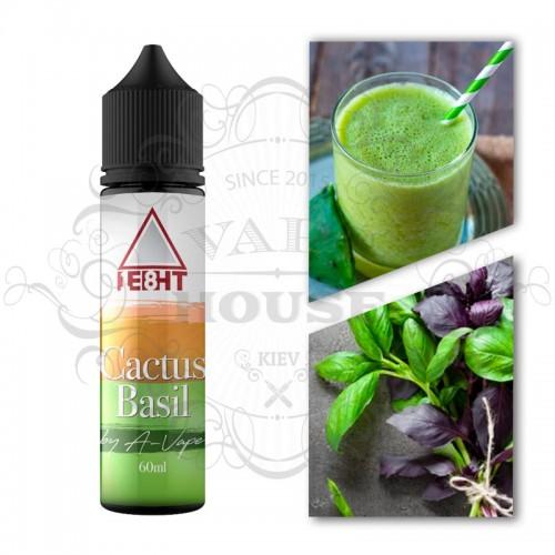 Премиум жидкость A-Vape — Cactus Basil