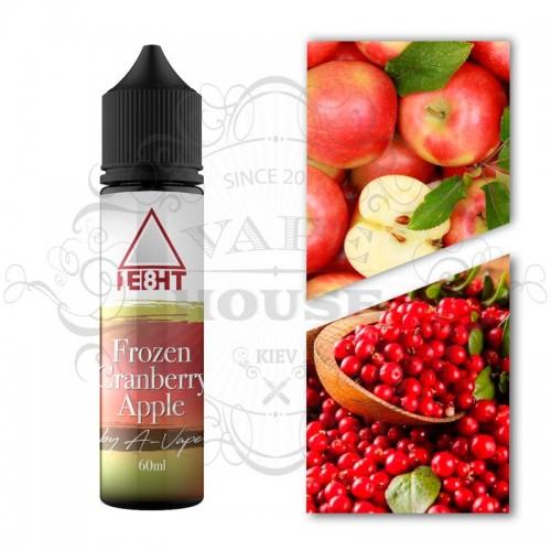 Премиум жидкость A-Vape — Frozen Cranberry Apple