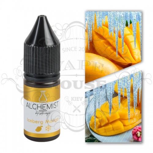 Премиум жидкость A-Vape — Iceberg Mango