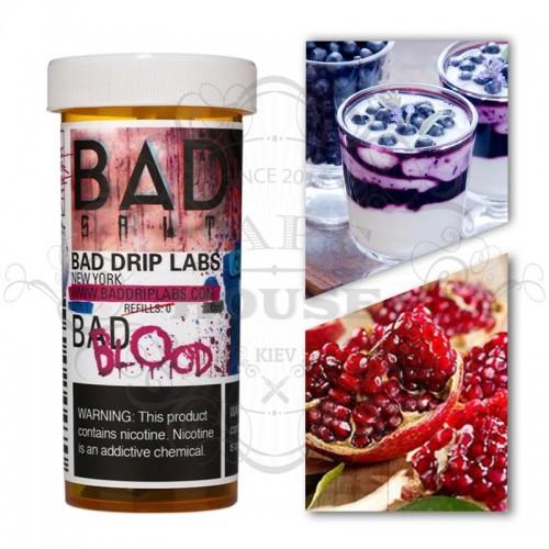 Премиум жидкость Bad Drip Salt — Bad Blood