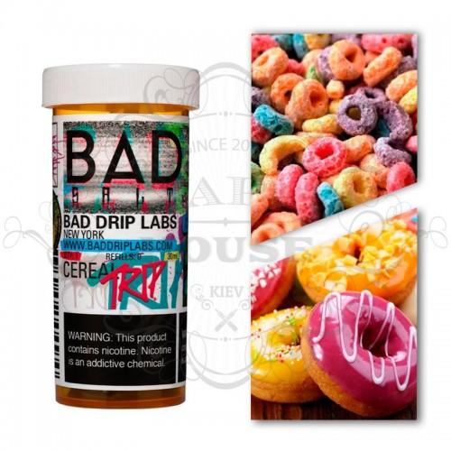 Премиум жидкость Bad Drip Salt — Cereal Trip