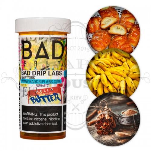 Премиум жидкость Bad Drip Salt — Ugly Butter