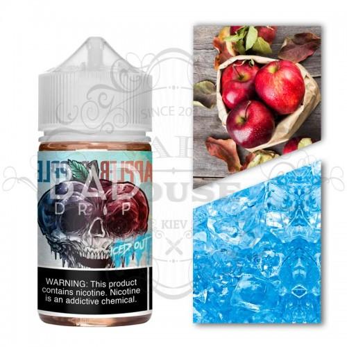 Премиум жидкость Bad Drip — Iced Bad Apple