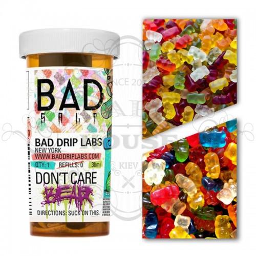 Премиум жидкость Bad Drip Salt — Don't Care Bear