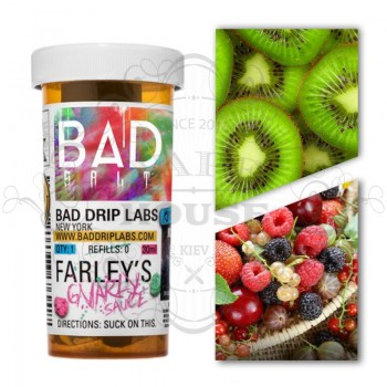 Солевой Bad Drip Salt — Farleys Gnarly Sauce