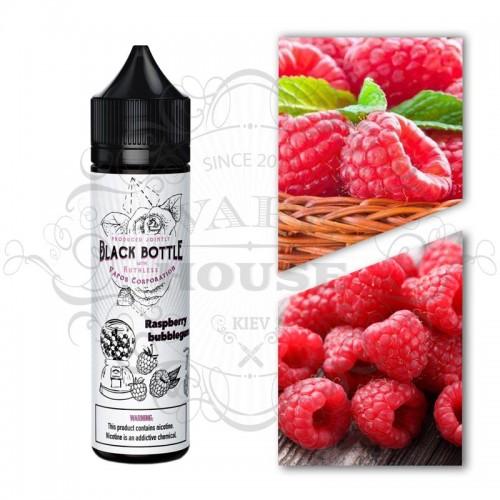 Премиум жидкость Black Bottle — Raspberry Bubblegum