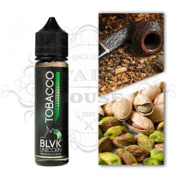 Э-жидкость BLVK Tobacco — Pistachio