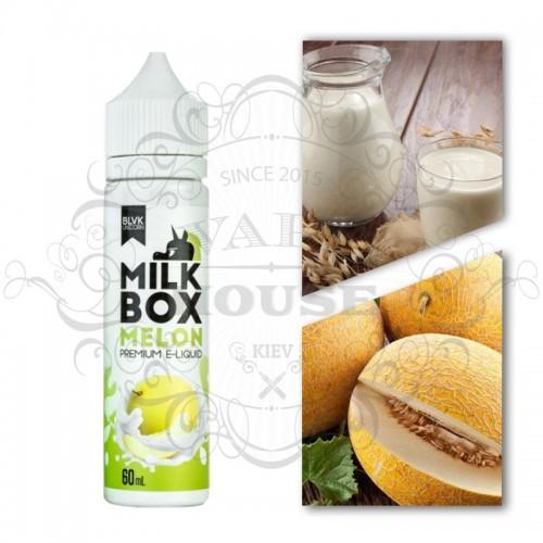 Премиум жидкость BLVK MILKBOX — MELON