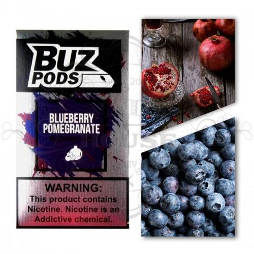 Картридж BUZ Pods — Blueberry Pomegranate - Juul совместимые