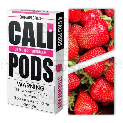 Картридж Cali Strawberry — Juul совместимые