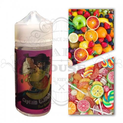 Премиум жидкость Captain Candy — Jack
