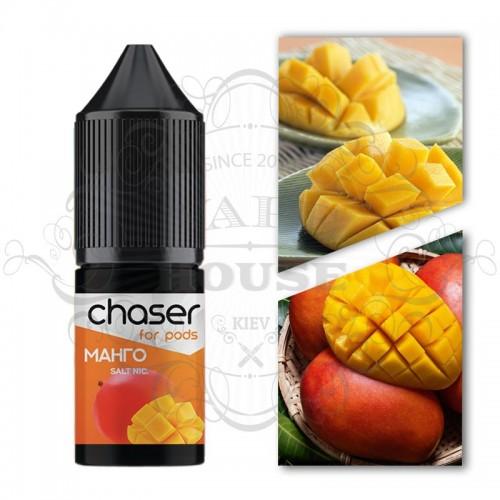 Премиум жидкость Chaser salt — МАНГО