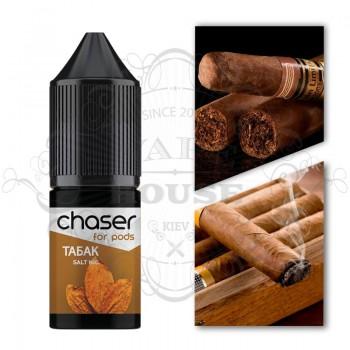 Э-жидкость Chaser salt — ТАБАК