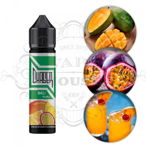 Премиум жидкость CHASER — Bali Plus
