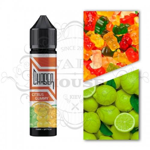 Премиум жидкость CHASER — Citrus Gummy