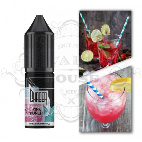 Премиум жидкость Chaser salt — Pink Punch 30ml