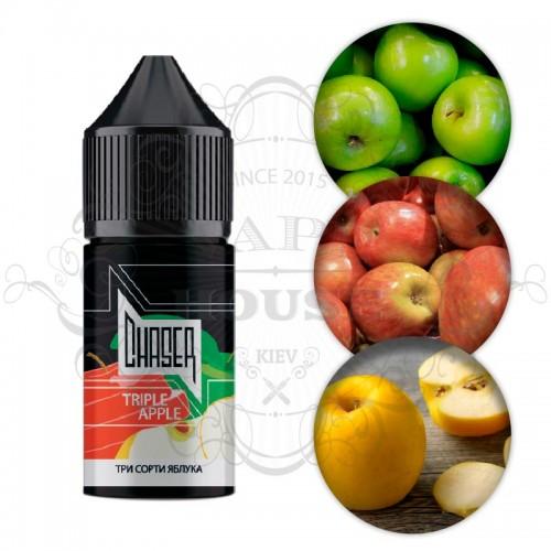 Премиум жидкость Chaser salt — Triple Apple