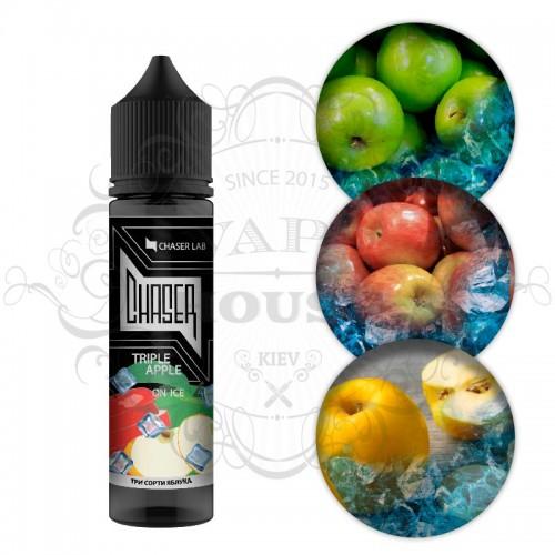 Премиум жидкость CHASER — Triple Apple Ice