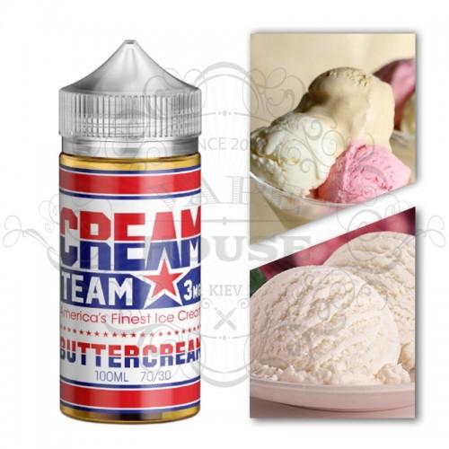 Премиум жидкость CREAM TEAM – BUTTERCREAM