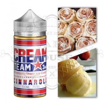 Э-жидкость CREAM TEAM — CINNAROLL