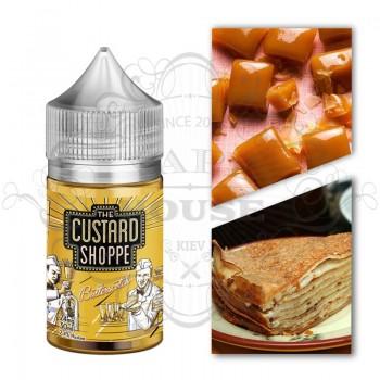 Солевой Custard Shoppe SALT— BUTTERSCOTCH