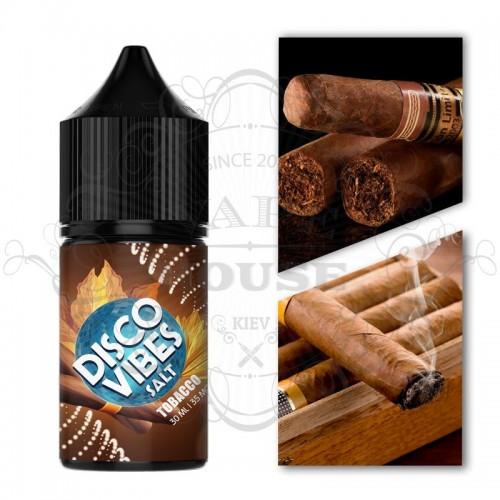 Премиум жидкость Disco Vibes SALTED — Tobacco