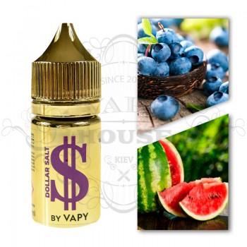 Э-жидкость Dollar Salt — Purple (Blueberry&Watermelon)