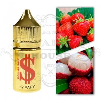 Э-жидкость Dollar Salt — Red (Wild Strawberry&Lychee)