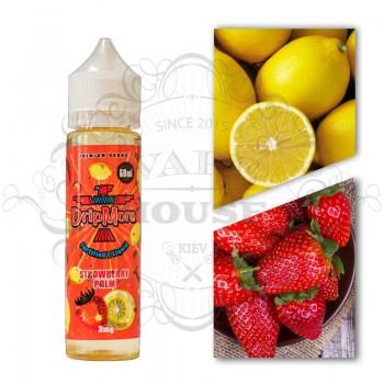 Э-жидкость DripMore — Strawberry Palm