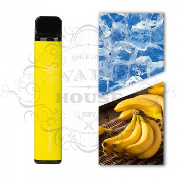 Одноразовая электронная сигарета —  ELFBAR 850 Banana Ice
