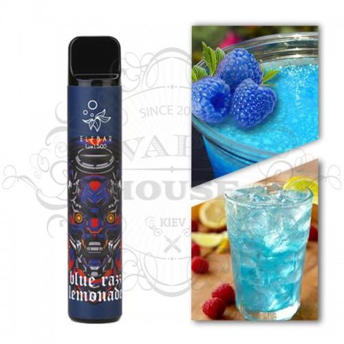 Одноразовая электронная сигарета — ELFBAR 850 Lux Blue Razz Lemonade