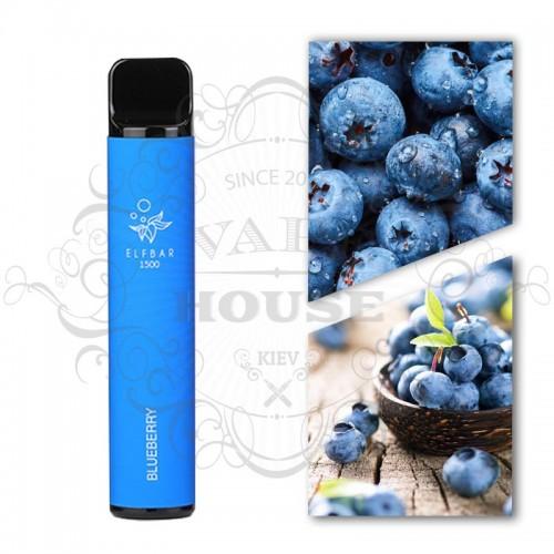 Одноразовая электронная сигарета — ELFBAR 850 Blueberry