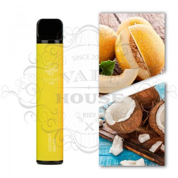 Одноразовая электронная сигарета —  ELFBAR 850 Coconut Melon