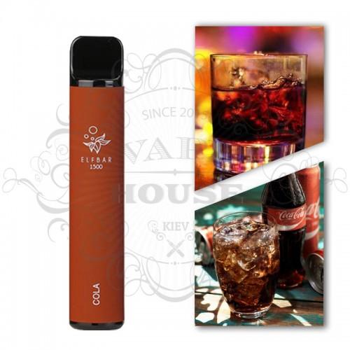 Одноразовая электронная сигарета — ELFBAR 850 Cola