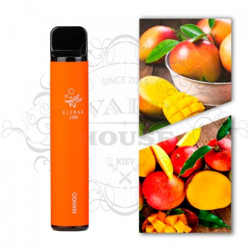 Одноразовая электронная сигарета — ELFBAR 850 Mango