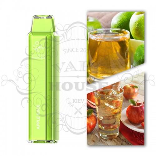 Одноразовая электронная сигарета — ElfBar Crystal 2500 Apple Juice