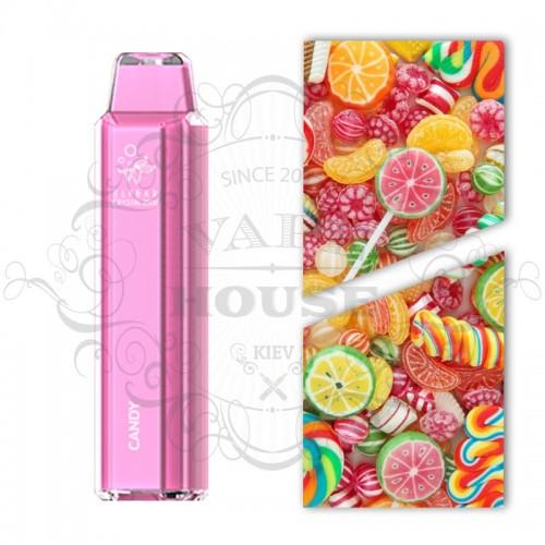 Одноразовая электронная сигарета — ElfBar Crystal 2500 Candy