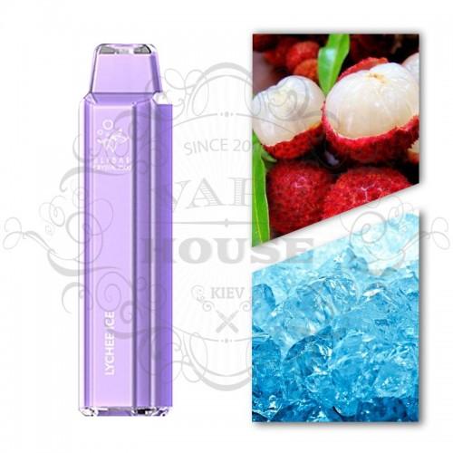 Одноразовая электронная сигарета — ElfBar Crystal 2500 Lychee Ice