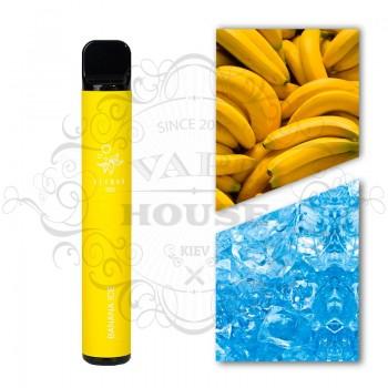 Одноразовая электронная сигарета —  ELFBAR 550 Banana Ice