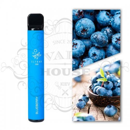 Одноразовая электронная сигарета — ELFBAR 550 Blueberry
